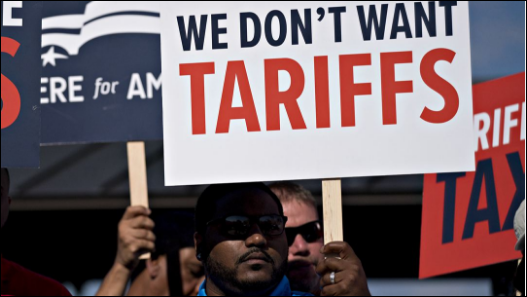 Businesses concerned about US consumers suffering from potential tariffs