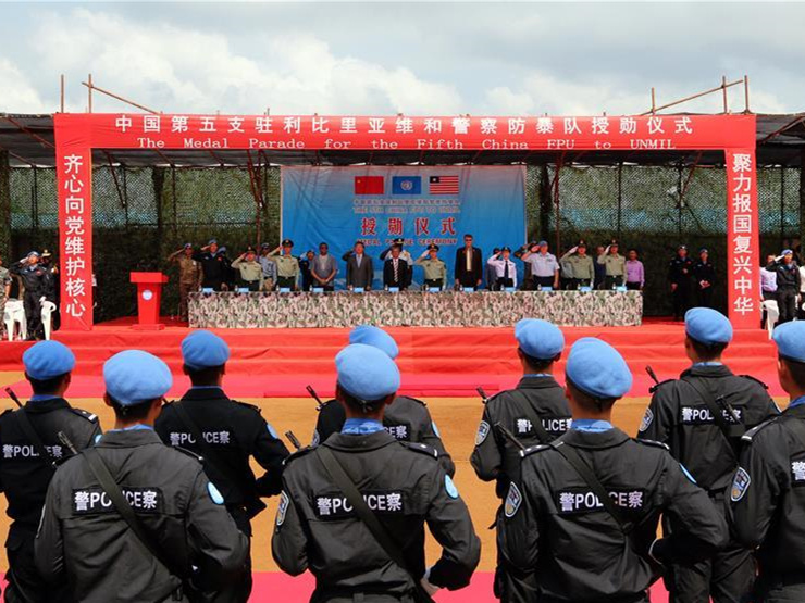 Chinese peacekeepers set up Chinese language course in Lebanon