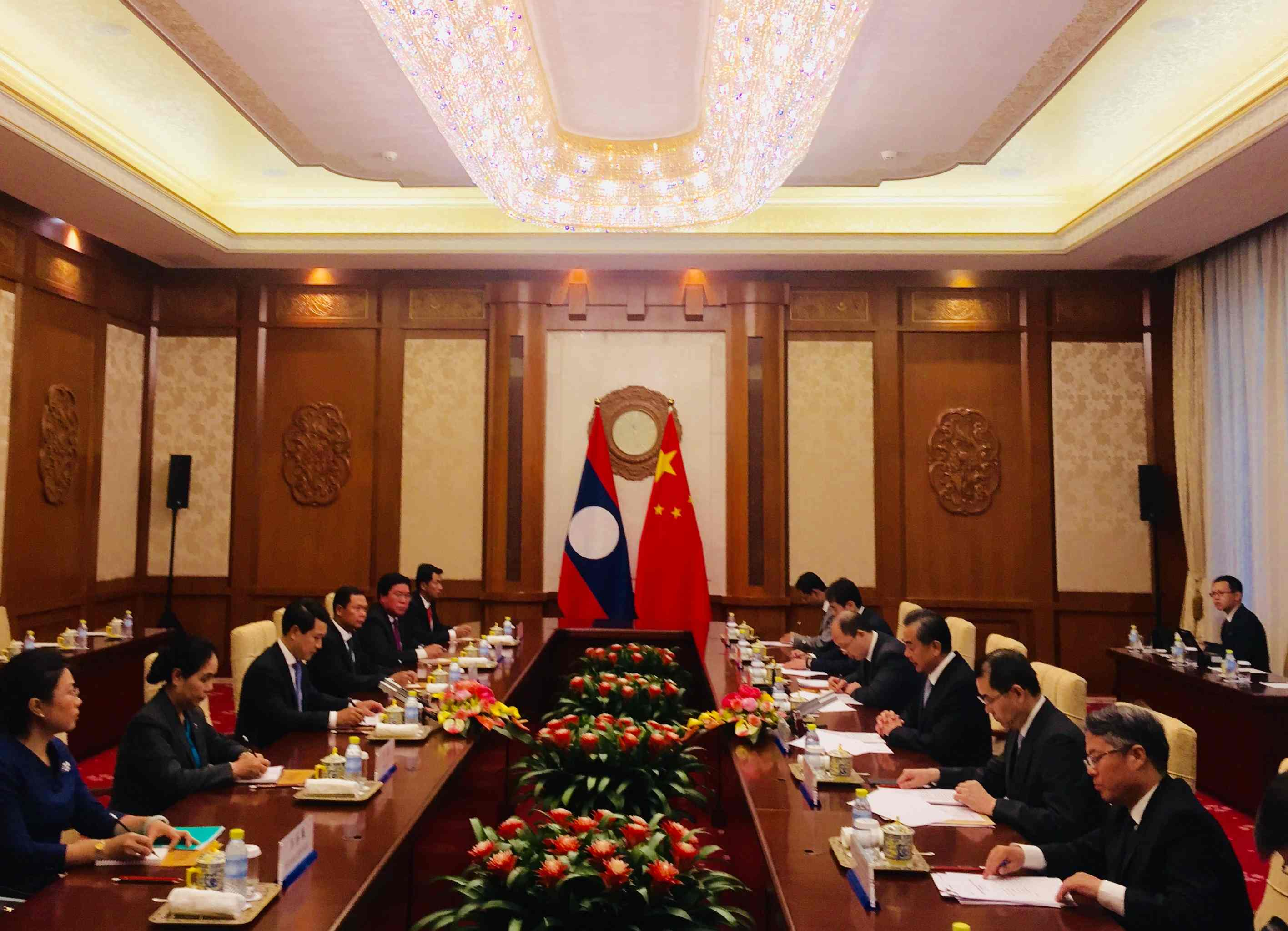 China and Laos committed to deepening comprehensive strategic cooperation