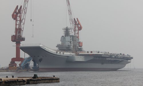 Sea trials pave way for China's aircraft carrier battle group: analysts