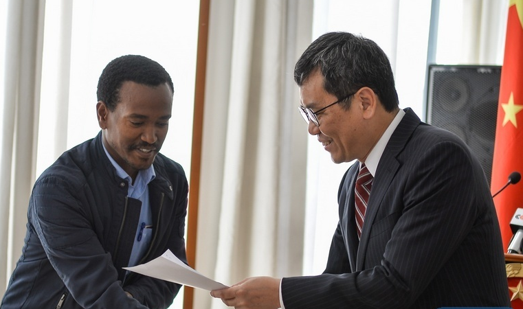 Chinese gov't provides more than 1,450 scholarships to Ethiopians in 2018