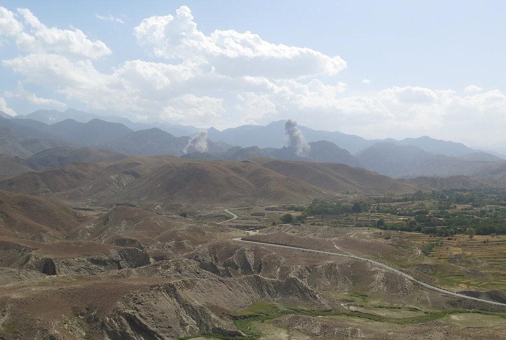 US strike kills Islamic State commander in Afghanistan