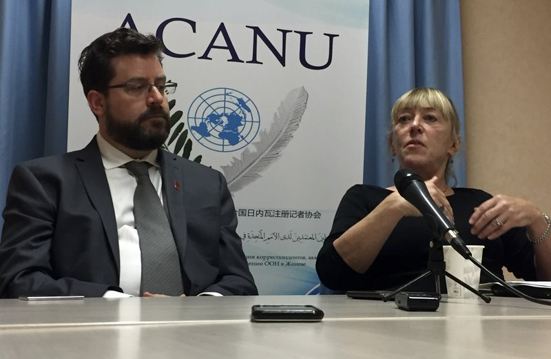 Experts assemble for UN-hosted meeting on 'killer robots'