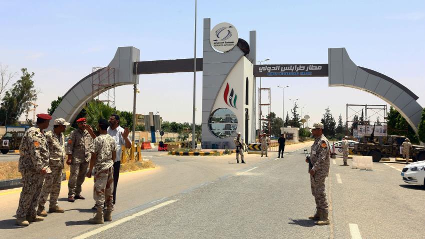 UN calls for immediate cease-fire in Libya's Tripoli