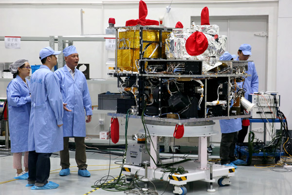 China, Italy set quantum technology test