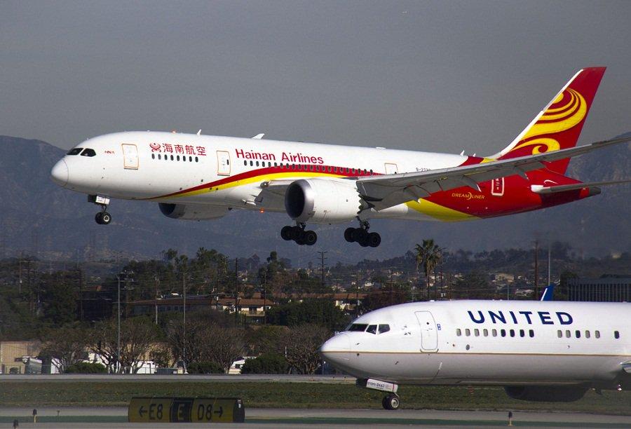 Hainan Airlines launches direct flight between Shenzhen, Zurich