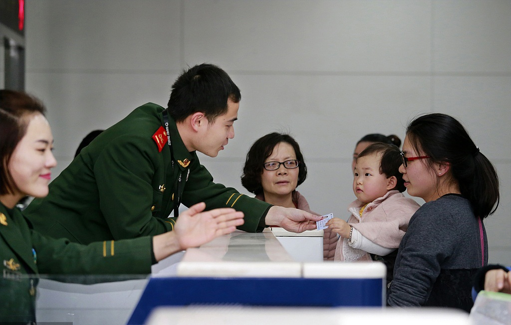 China eases process for issuing, renewing passports