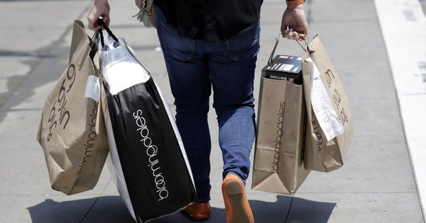 US consumer confidence rises to 18-year high