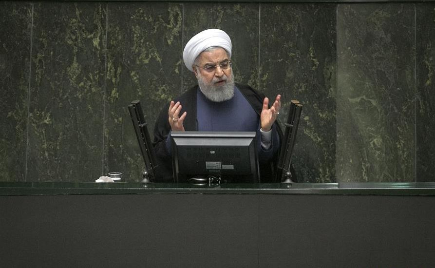 Iran's Rouhani fails to convince lawmakers over economic situation