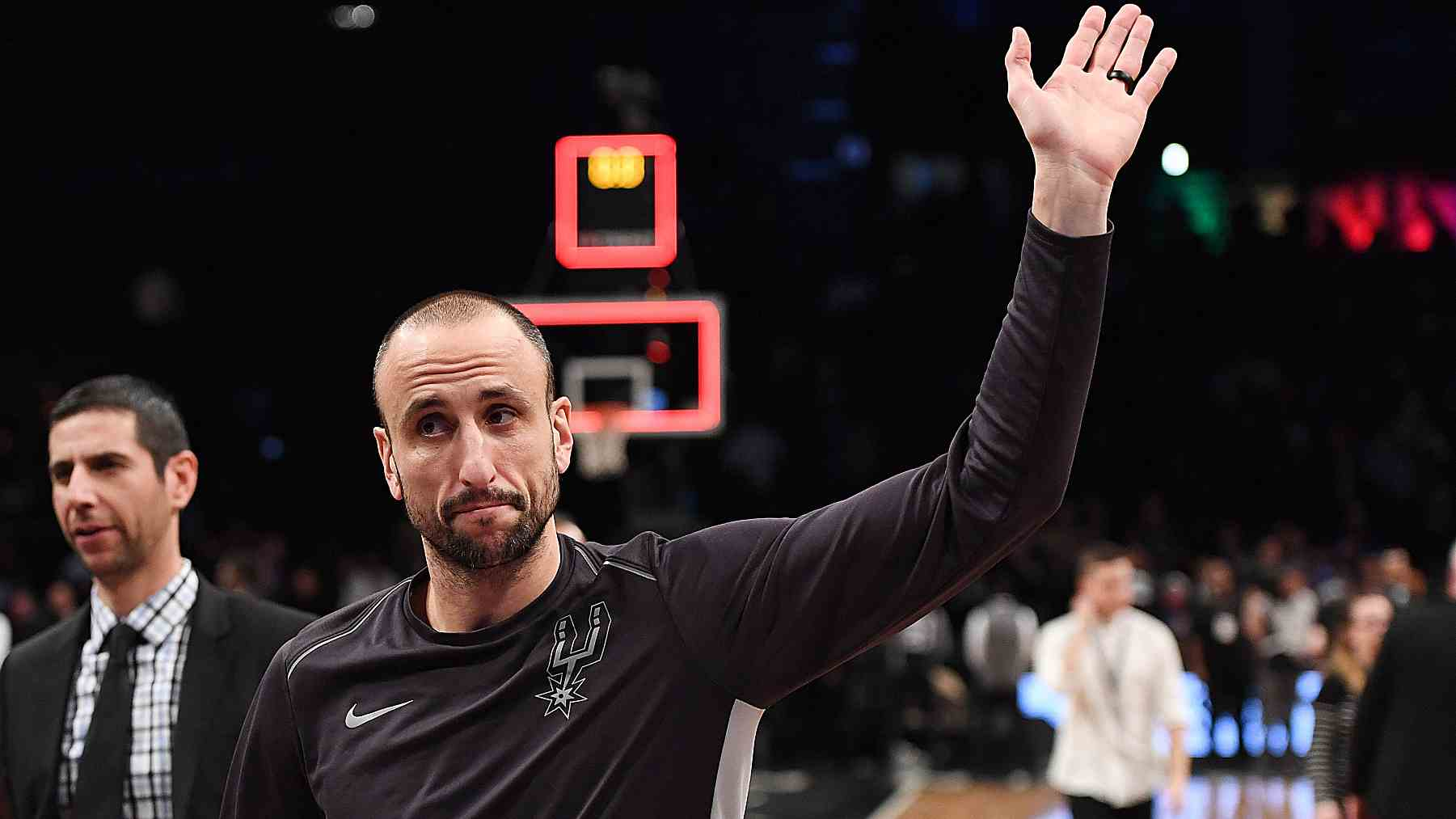 NBA: Spurs Manu Ginobili retires after 16 years in league