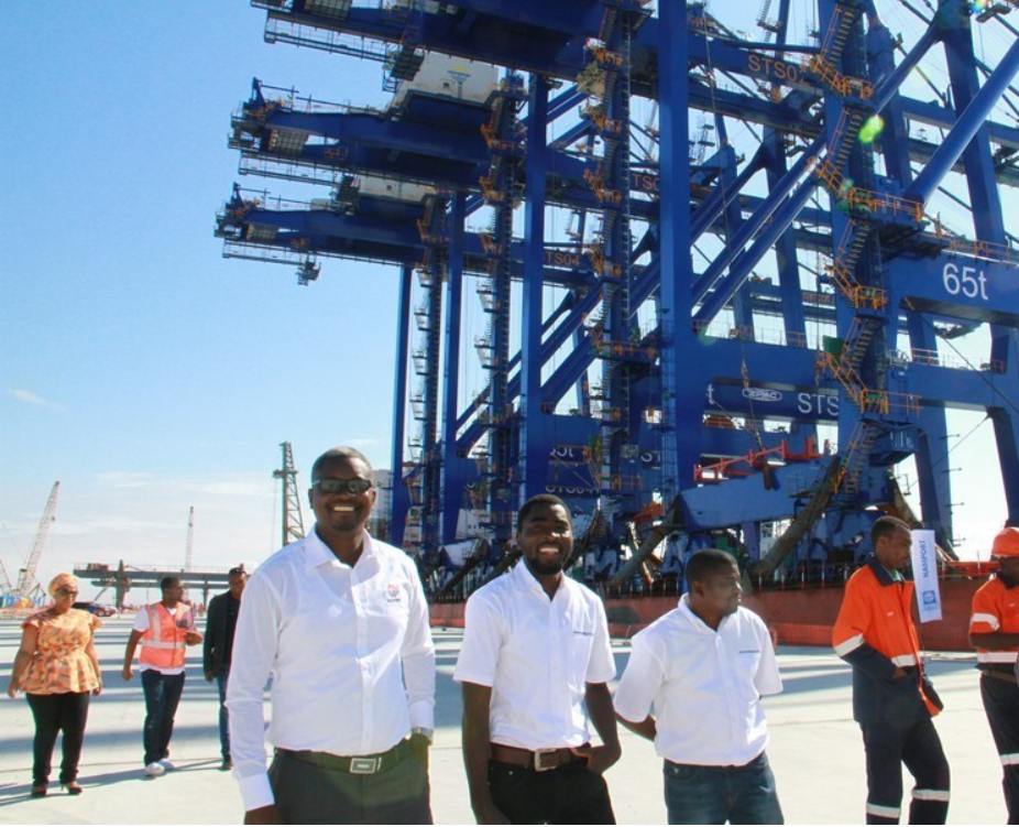Chinese companies groom industrial skills for Namibians