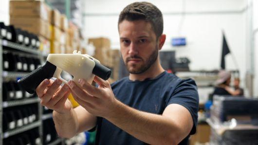 3D printed gun blueprints for sale after US court order, group says