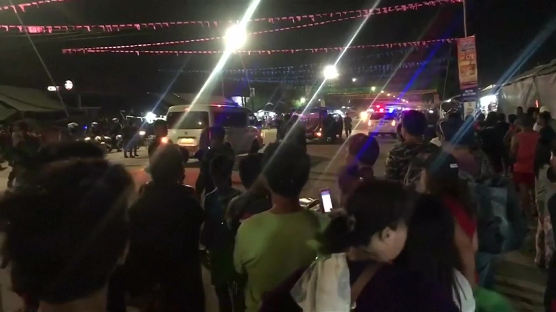 Video: Bombing at Philippines street festival leaves 1 dead, wounds 35 - officials