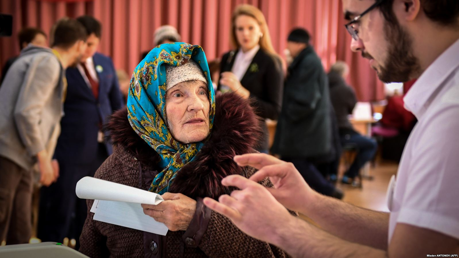 Putin proposes softening retirement age increase for women to 60