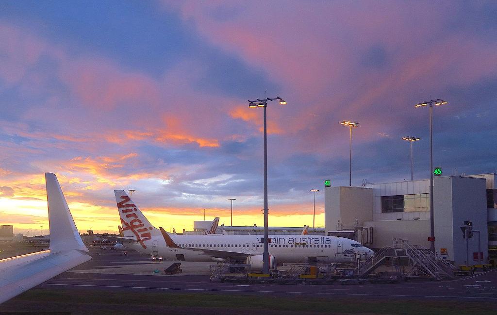 Virgin Australia airline records 500 mln USD loss
