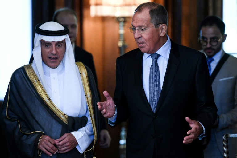 Russia hopes West won't 'obstruct anti-terror operation' in Syria: Lavrov