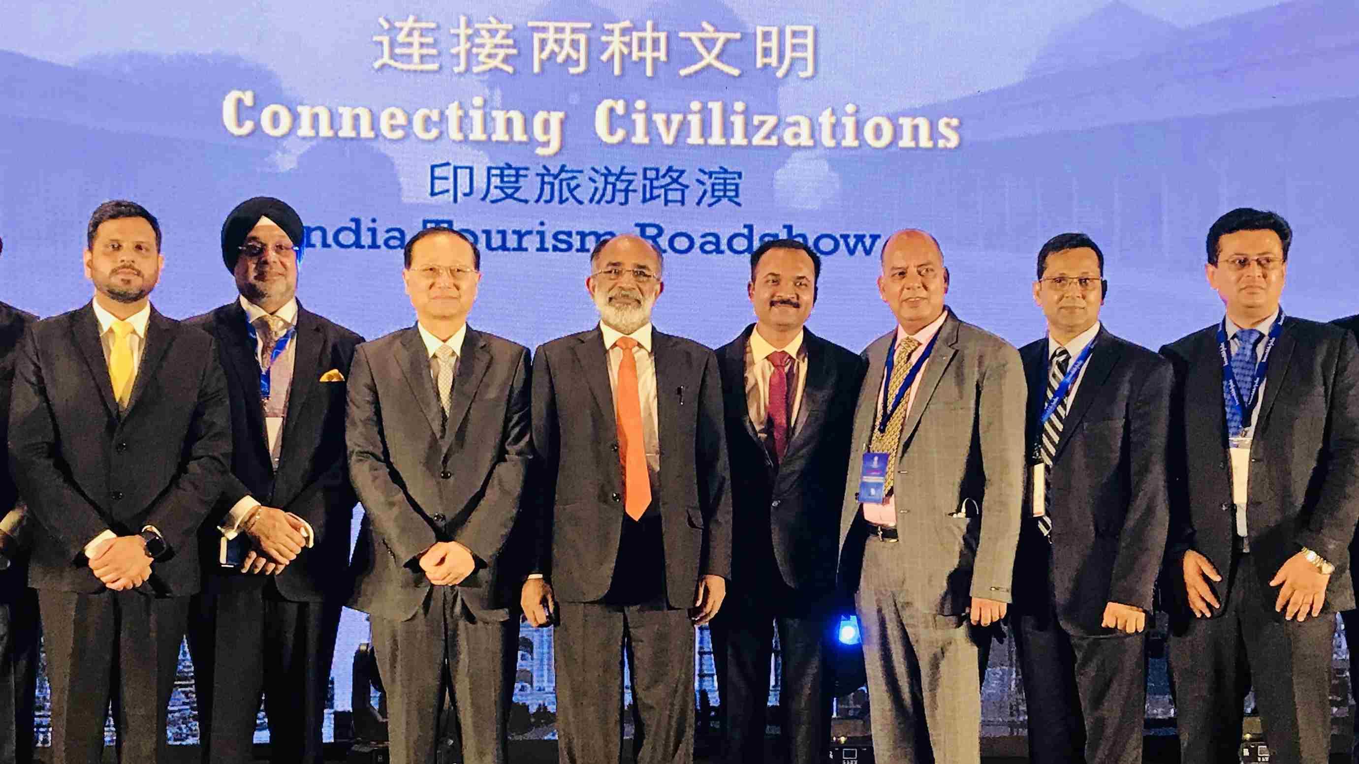 India eyes 14 million Chinese travelers by 2023