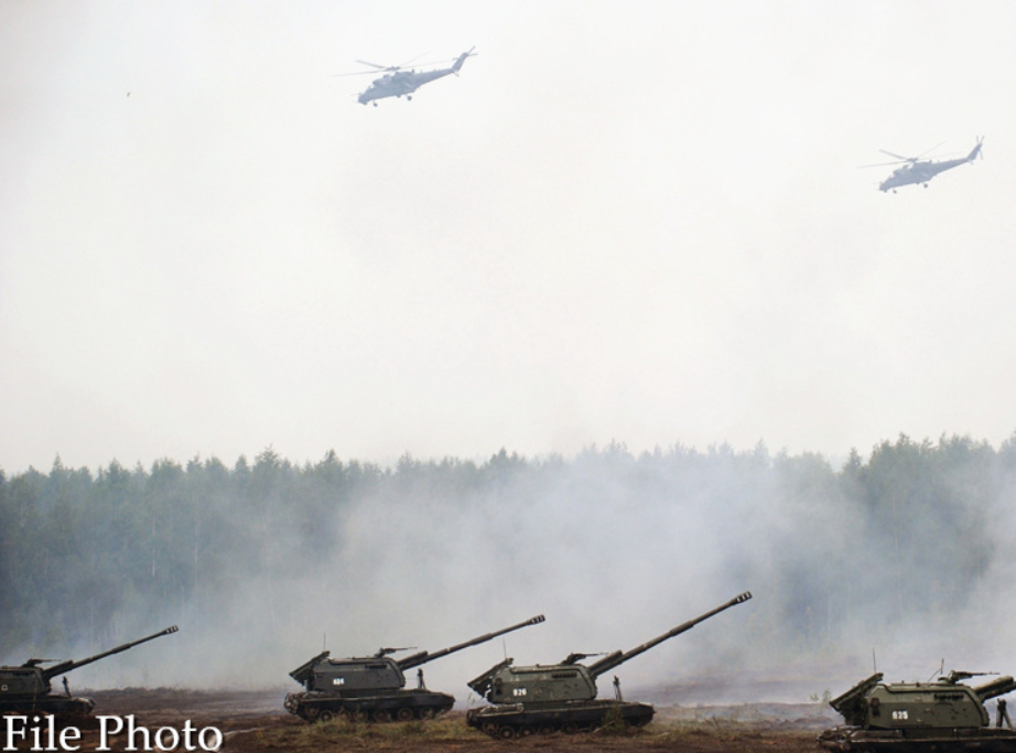 Russia to hold largest military drills since 1981