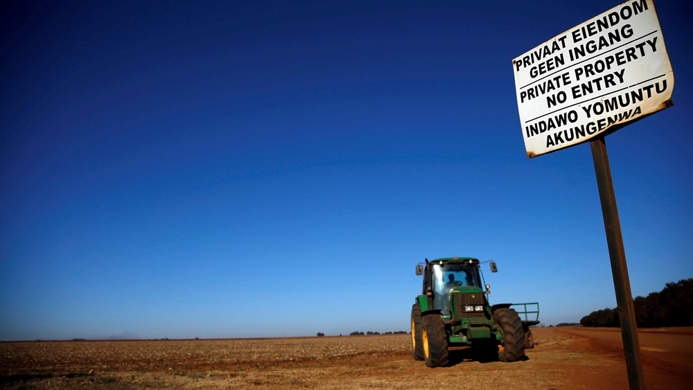 South Africa withdraws land expropriation bill