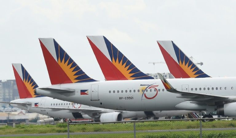 Bird strike forces plane to return in Southern Philippines