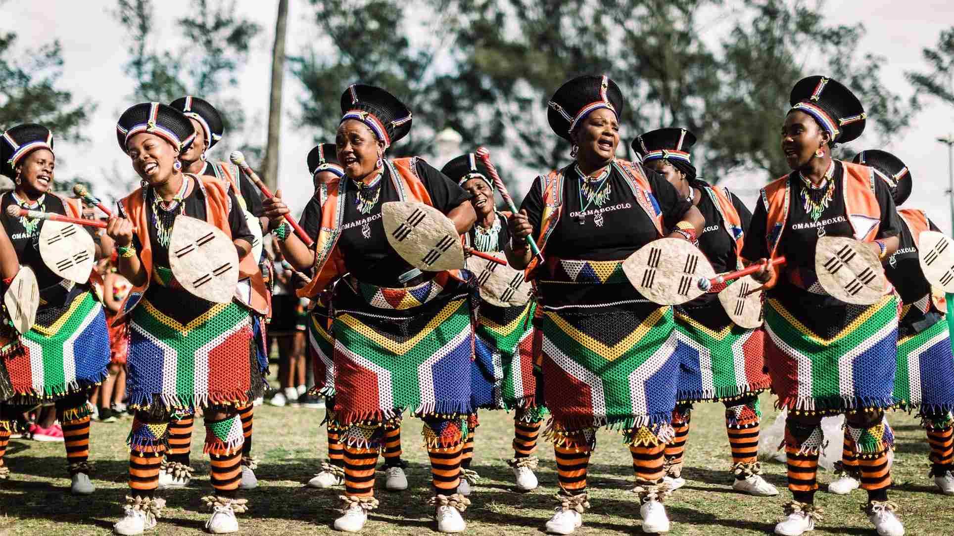 African music: Understanding culture through music