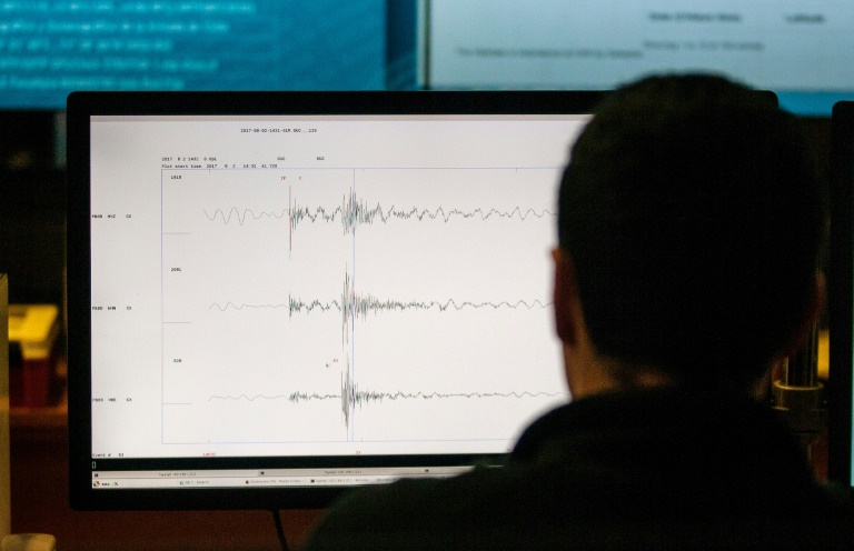OK computer: How AI could help forecast quake aftershocks