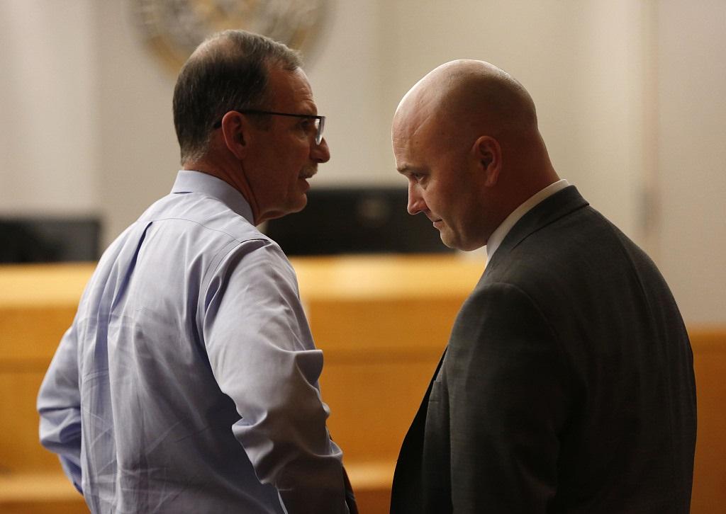 Victim's family calls ex-cop's 15-year sentence too short