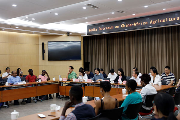 China and Africa broaden agricultural cooperation