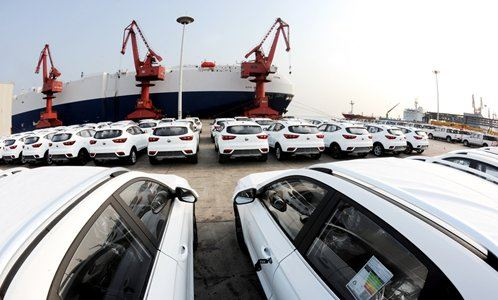 US carmakers affected by trade war: Chinese commerce ministry