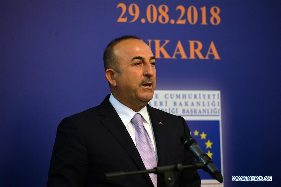 Turkish, EU officials meet to improve ties