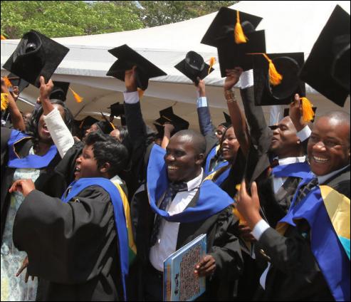 More Zimbabwean students seek education in China