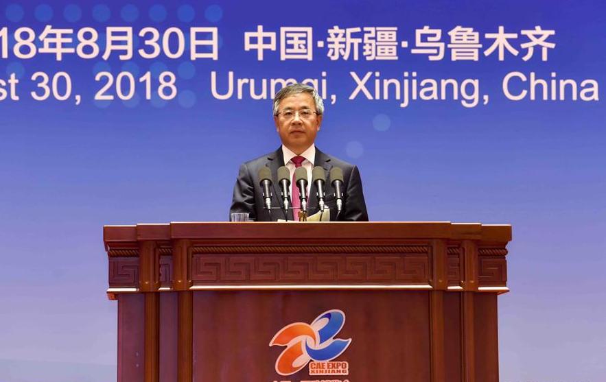 China-Eurasia Expo opens in Xinjiang