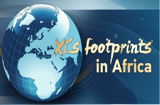 Chinese President Xi Jinping's footprints in Africa