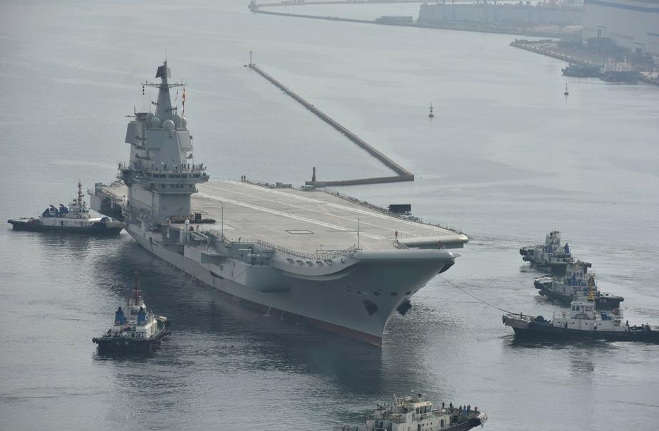 Sea trials of China's second aircraft carrier safe, smooth: spokesperson