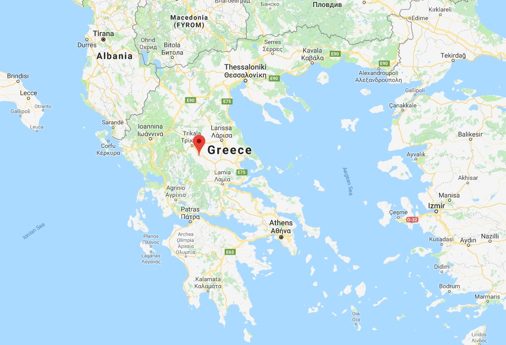 5.1-magnitude earthquake jolts central Greece