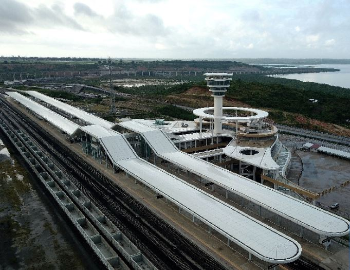 Belt and Road Initiative reduces costs in China-Africa trade, says UN official
