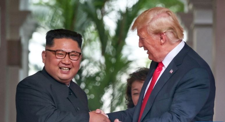 US says no war-ending declaration with North Korea before denuclearization on peninsula