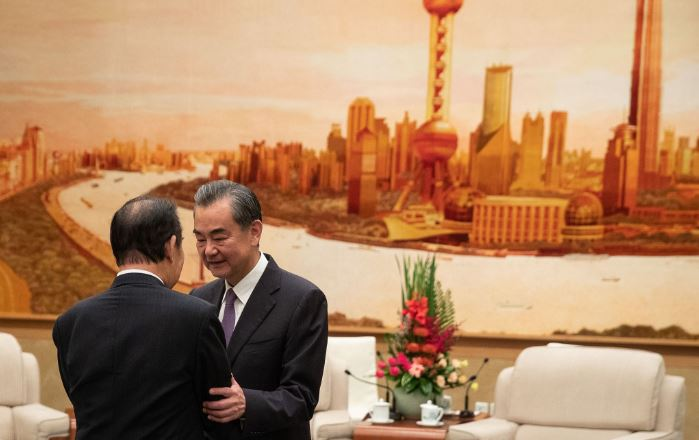 China and Japan agree to ensure healthy development of bilateral ties