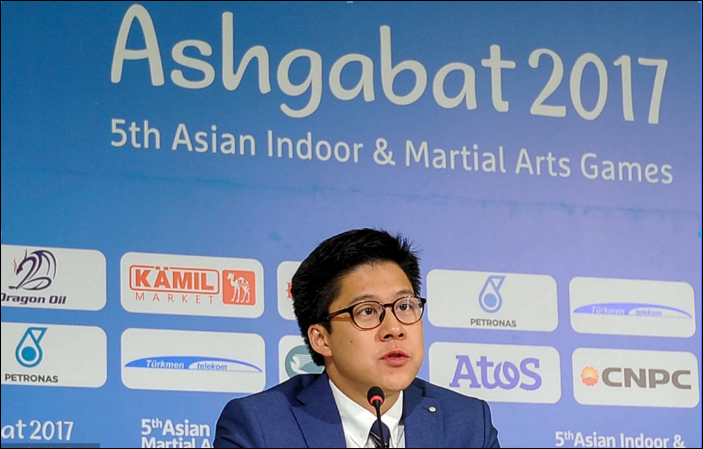 Kenneth Fok: eSports can bring the Olympics to new era