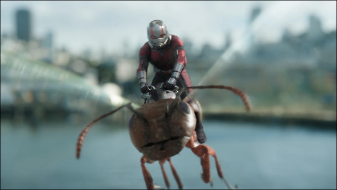 """""""Ant-Man and the Wasp"""" tops China's box office"""