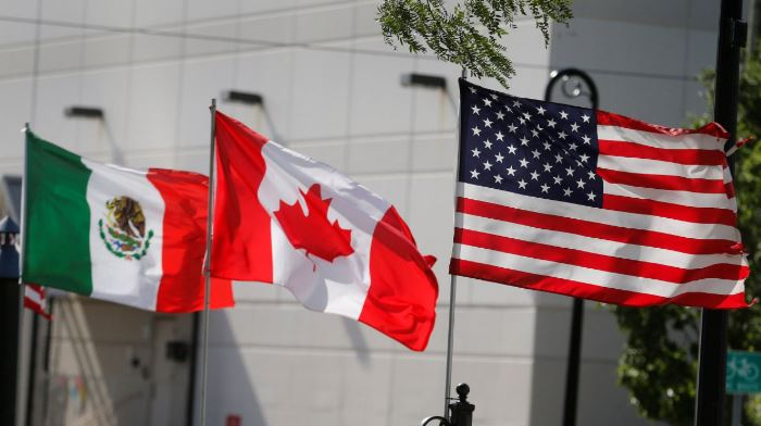 US moves ahead with Mexico trade pact as US-Canada trade talks fail
