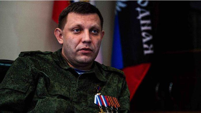 Kremlin slams murder of Ukrainian rebel leader