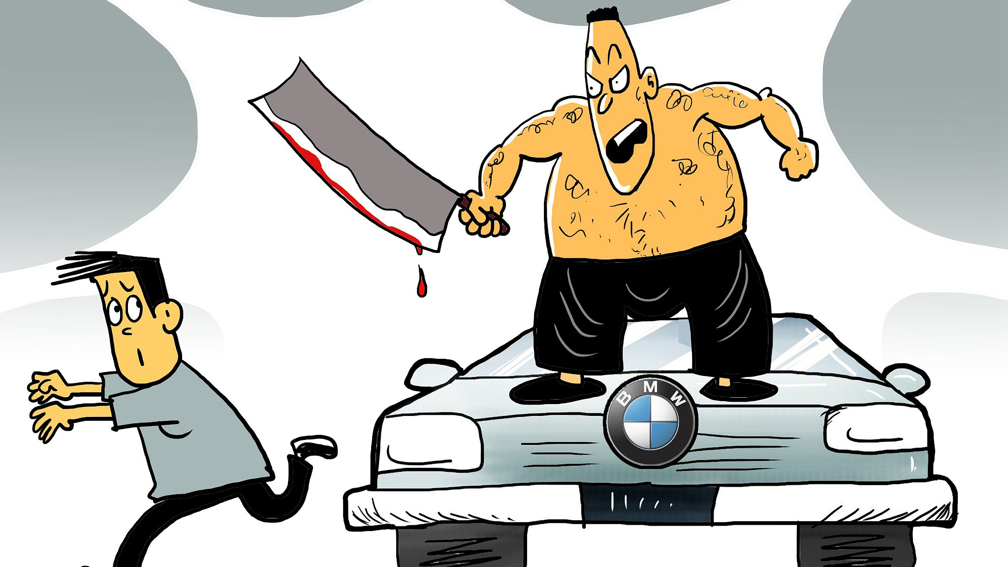 Ruling: Fatal stabbing in Kunshan road rage incident ruled as justifiable defense