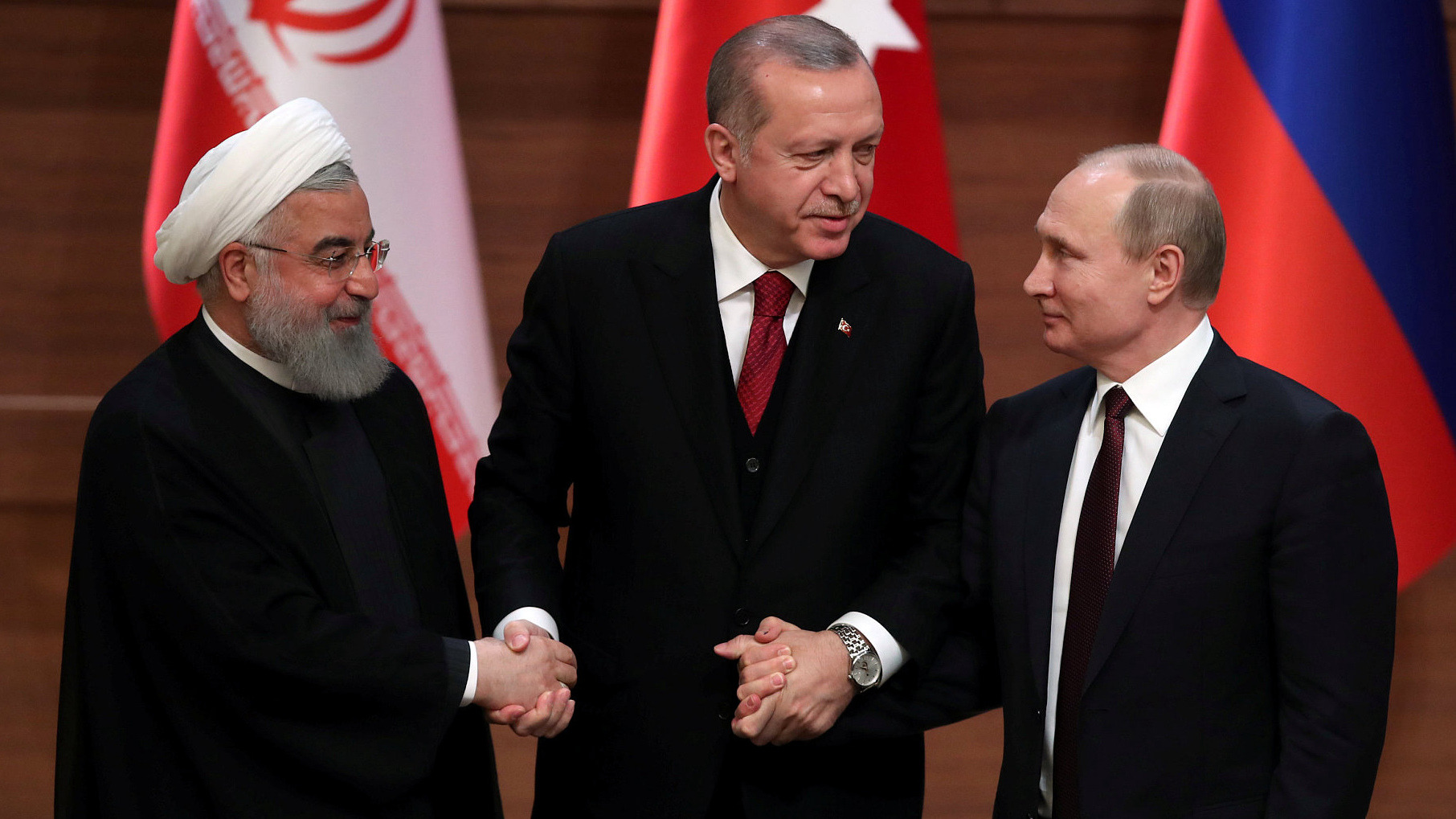 Russia-Turkey-Iran summit set for Sept. 7 in Tehran: Kremlin