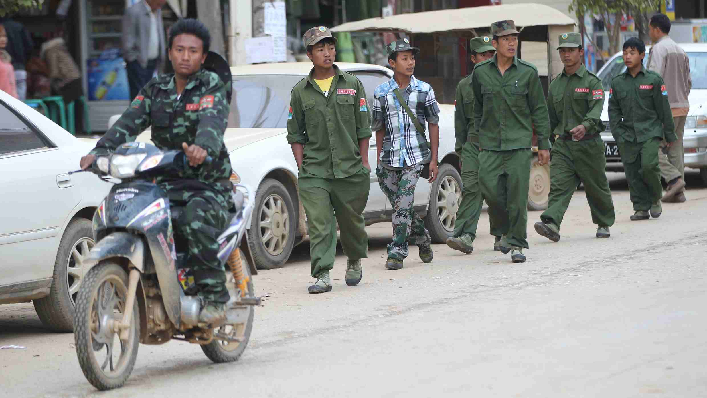 UN welcomes Myanmar's move to release 75 children from military