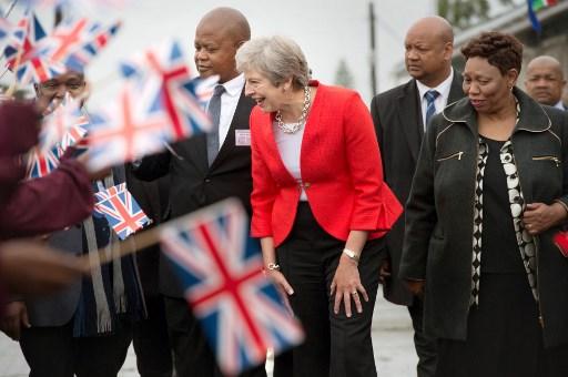 No second Brexit referendum, says British PM