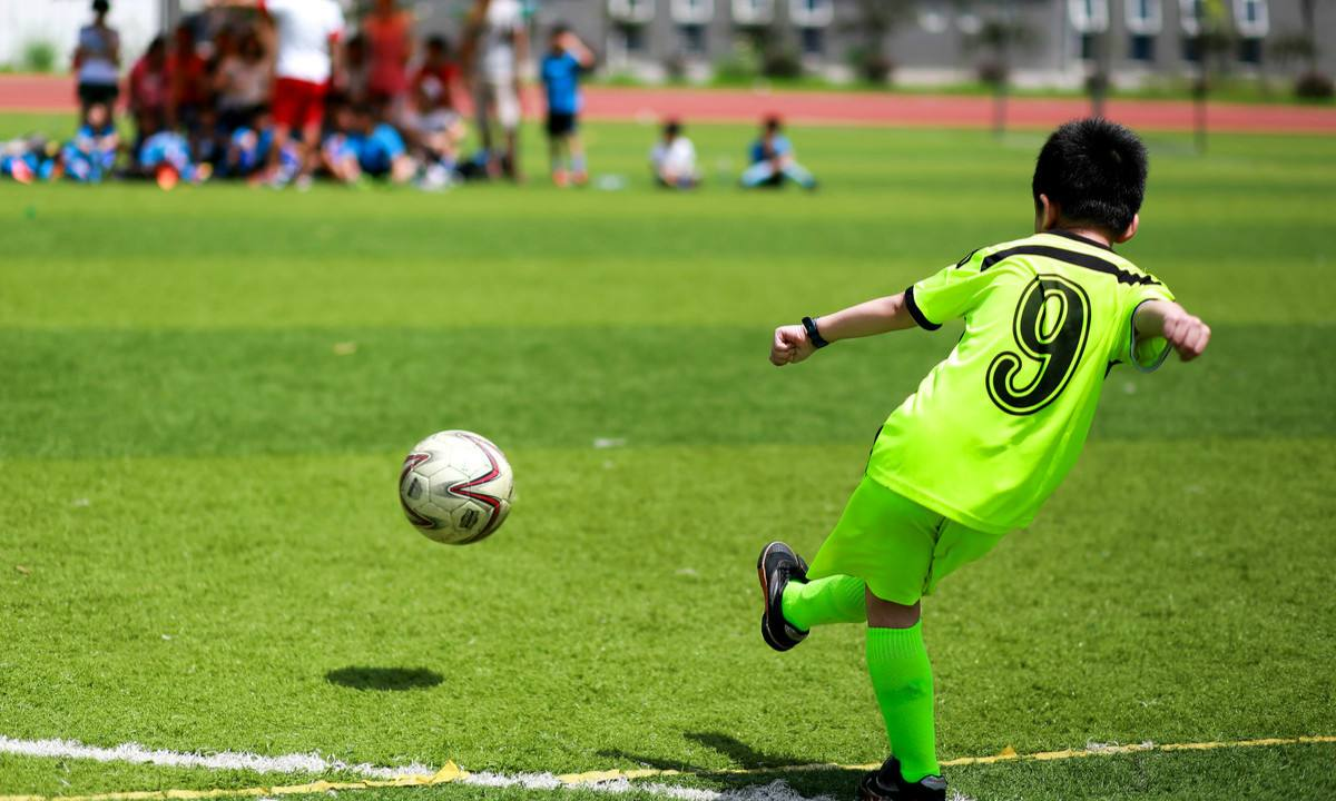 China issues guideline for pilot reform of football education in youth