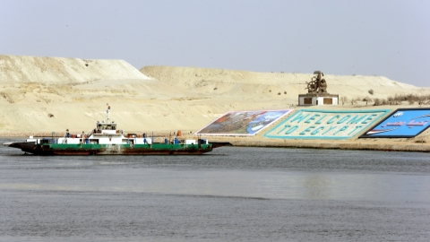 China's investment in Suez Canal zone tells success story of economic partnership: Egyptian official