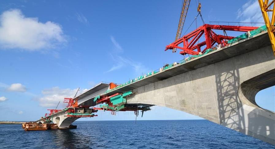 China-Maldives 'project of the century' bridge opens, reflects China's BRI vision