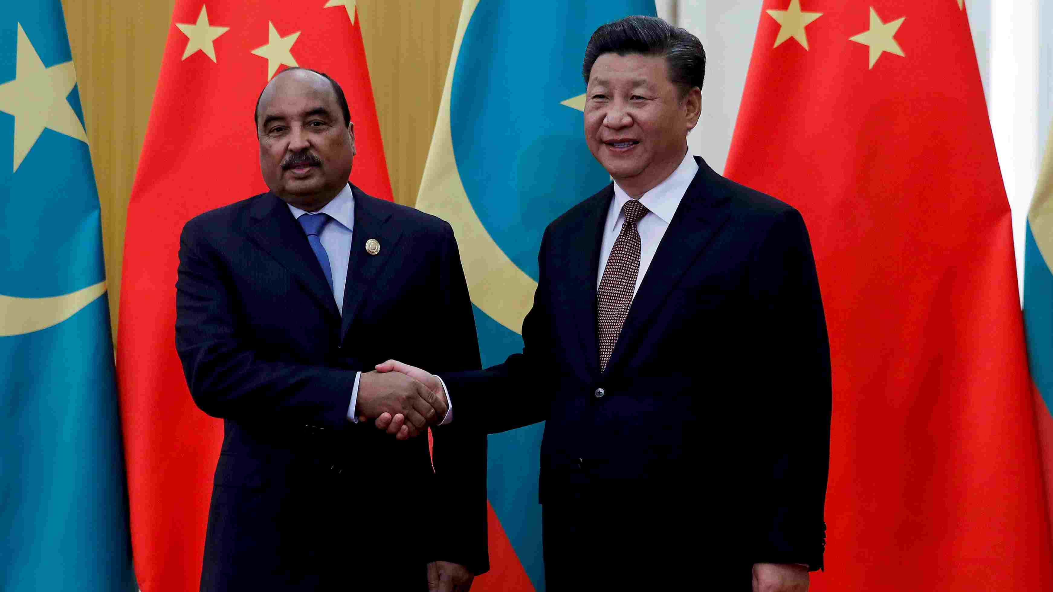 China cooperates with Africa without any political conditions